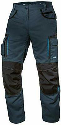 Uvex Tune-Up Mens Long Working Pants - Cargo Safety Trousers