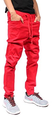 Victorious Mens Twill Jogger Pants