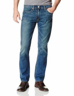 Levi's Men's 511 Slim Fit Jean, Throttle - Stretch