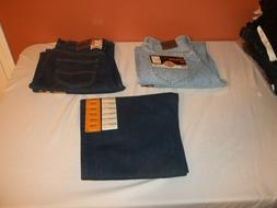 LOT OF 3 PAIR Lee Mens Relaxed Fit Jeans Pants Size 31 X 3