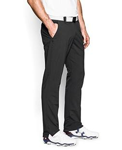 Under Armour Men's Match Play Golf Pants - Tapered Leg, Blac