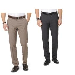 Men Big & Tall Van Heusen Slim Fit Pants Sport Flex Wicking
