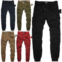 Match Men's Awesome Healthy Chino Jogger Sports Running Blac