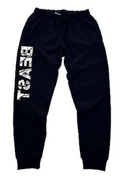 Men's Beast Jogger Training Gym Workout pants fitness runnin
