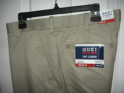 Men's IZOD Big & Tall American Chino Dress Pants Classic Fit