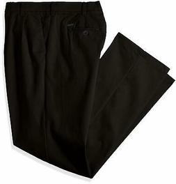 IZOD Men's Big and Tall Performance Stretch Pleated Pant - C