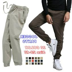 Match Men Slim Fit Casual Pants Male Joggers Fitness Sports