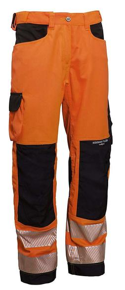 """Men's Construction Work Safety Clothing Pants, Size 38/33"""","""