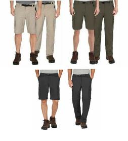 BC Clothing Men's Convertible Stretch Cargo Pants