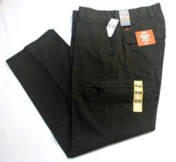 Dockers Crossover D3 Classic Frontier Brown Flat-Front Cargo