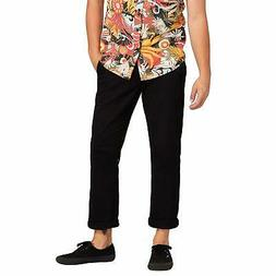 Volcom Men's Frickin Modern Fit Stretch Chino Pant - Choose