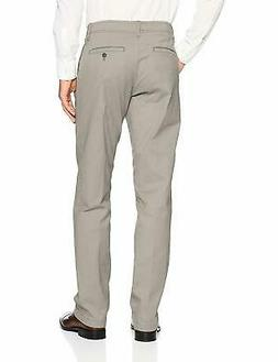 LEE Men's Performance Series Extreme Comfort Khaki Pant - Ch
