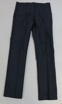 Goodthreads Men's Slim Fit Dress Pants SV3 Blue Size 32X34