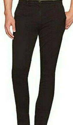 Goodthreads Men's Slim-Fit Modern Stretch Chino Pants Black