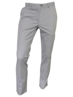 Calvin Klein Men's Slim Fit Solid Stretch Chino Pants