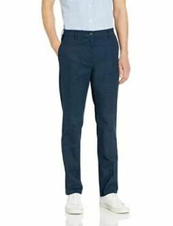 Goodthreads Men's Straight-Fit Wrinkle-Free Comfort Stretch