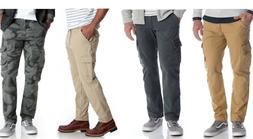 Wrangler Men's Cargo Pants with Stretch TAPER FIT