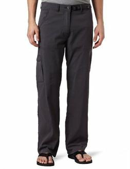 "prAna Men's Stretch Zion 32"""" Inseam, Charcoal, 34"