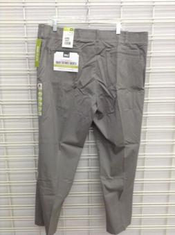 Men's Lee X-Treme Comfort Khaki Pant 44X30 Light Grey