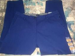 Dockers Mens Blue Size 36X30 Slim Tapered Fit Work Stretch P