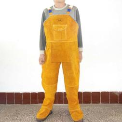 Mens Casual Welding Work Pants Safety Work Protective Cloth