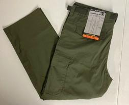 BC Clothing Mens Convertible Cargo Pants Stretch Relaxed XXL