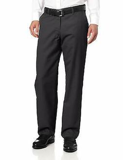 Lee Mens Dress Pants Black Size 48x34 Big & Tall Relaxed Fit