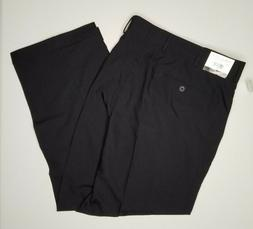 Van Heusen Mens Dress Pants Pleated Front Navy Size 36x29 NE
