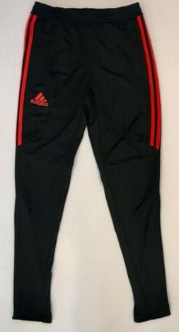 Adidas Men's Essential TIRO17 TRG PNT Pants Black/Red BS36
