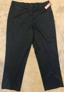 Dockers Mens Flat Front Relaxed Fit Individual Fit Pants 38X