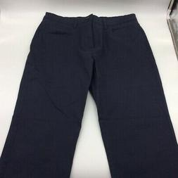 Goodthreads Mens Pants Blue Pocket Zip Fly Flat Front Athlet