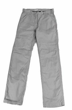 Carhartt Mens Pants Gray Size 31x30 Work Rugged Flex Relaxed