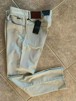 Polo Ralph Lauren Mens Pants Jeans 38 x 32 Prospect Straight