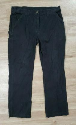 Carhartt Mens Pants Size 36 x 32 B324 Washed Twill Relaxed F