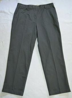 Mens Dockers  Pants True Chino Flat Front D4 Relaxed Fit Dar