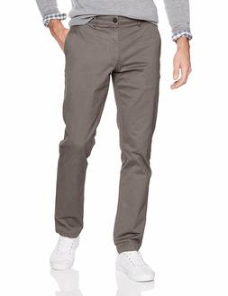 Goodthreads Mens  Slim-Fit  Chino Pants Washed Comfort Stret