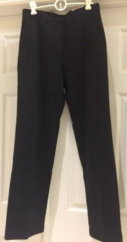 CALVIN KLEIN MENS STRAIGHT FIT CHINO PANTS SIZE 30X32 BLACK