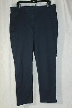 Goodthreads Navy Chino Pants Slim Fit Size 36 x 30 NEW