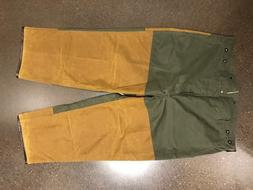 NEW FILSON DOUBLE HUNTING PANT with Tin Cloth Size 45 x 30 $