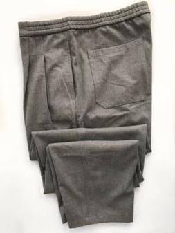 New Emporio Armani Gray Mens Casual Pants Size 32 US  11P62S