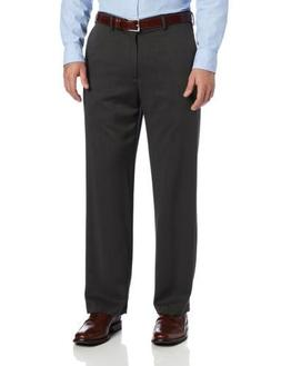 NEW IZOD Men's Performance Stretch Dress Pants, Comfort Flex