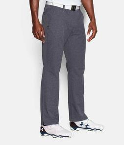 NWT $85 Under Armour Men's Match Play Vented GREY Golf Pan