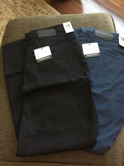 NWT CALVIN KLEIN JEANS MEN'S SLIM STRAIGHT VARIETY COLORS/SI