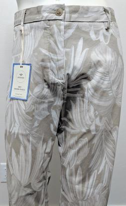NWT Dockers Men's Pants The Clean Khaki Slim-Tapered Floral