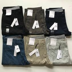 NWT Calvin Klein Men's Straight Fit Chino Pants All Sizes 5