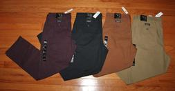NWT Mens Banana Republic Aiden Chino Khakis Slim Fit Pants $