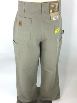 Carhartt Original Fit Washed Duck Work Dungaree 38x34 Pants