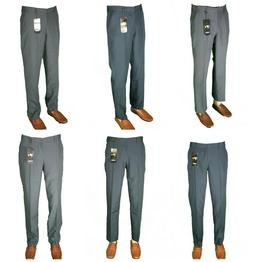 Premium Mens Slim Fit Dress Pants Slacks Fashion Casual