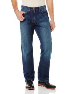 Nautica Men's Relaxed-Fit Jean, Glacier Blue, 32x30