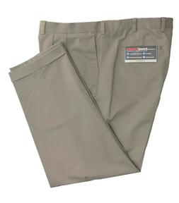 Roundtree & Yorke Big/Tall Men's Travel Smart Casual Pants